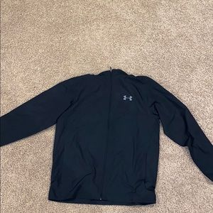 Under Armor Wind Breaker Zip Up